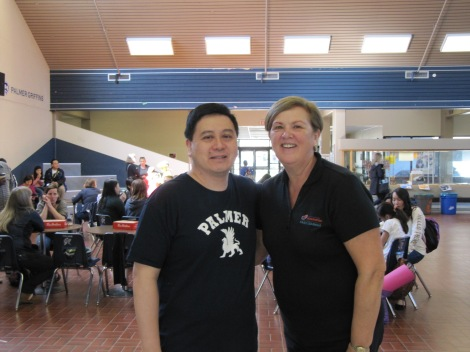 Mr. Wong and BCDI Affiliate Director Faith Garriock.